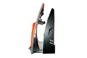 Multimedia Terminal VAN mit ausziehbarer Service-Front