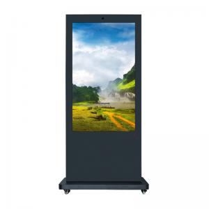 Digitale Poster- Porter Duo Plus 65-4K Kioskstele