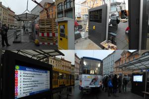 Kommunikationslösung für Bus und Bahn