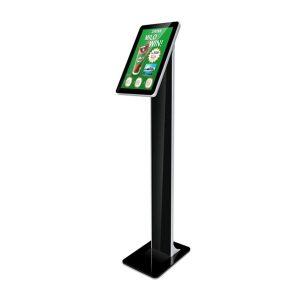 Touchscreen Monitor mit Bodenstandfuß