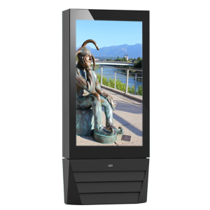 Kioskterminal Digital Signage Outdoor G7