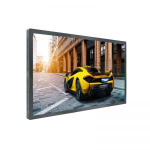 Schaufenster Bildschirm