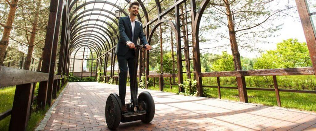 Segway Events Firmenfeirn Promotion